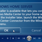 How to Connect Windows Media Center with WHS