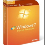 Windows 7 Family Pack $124.99 at Amazon