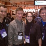 Celebrity Sightings at CES 2011