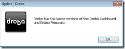 Drobo Latest Version