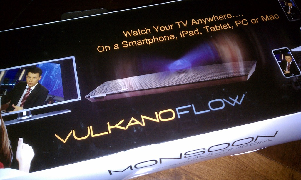 The Monsoon Multimedia Vulkano Flow Review