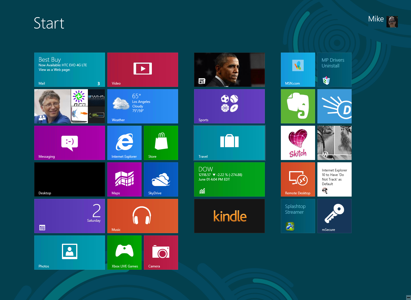 Windows 8–Release Preview