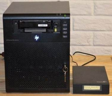 Installing Windows Server 2012 Essentials on a HP N40L ProLiant MicroServer
