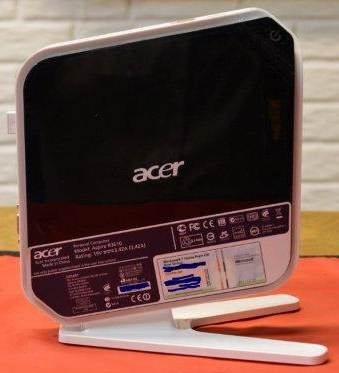 Repurposing an Acer Aspire Revo AR3610-U9022 Net-Top with a SSD and Windows 8