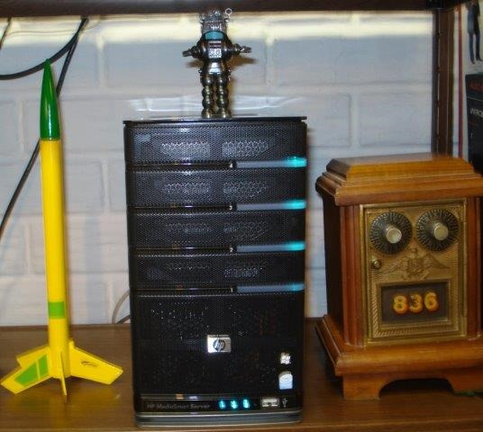 Performance Comparison of a Modified HP EX-487 and the HP ProLiant N40L MicroServer & the HP ProLiant N54L G7 MicroServer