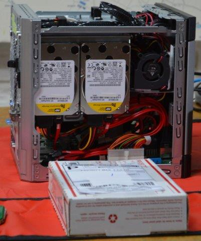 SGDM-SDM Pre-Production Review: HP ProLiant Gen8 MicroServer