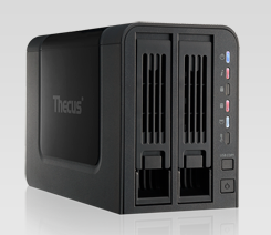 Setup and install of the Thecus N2310