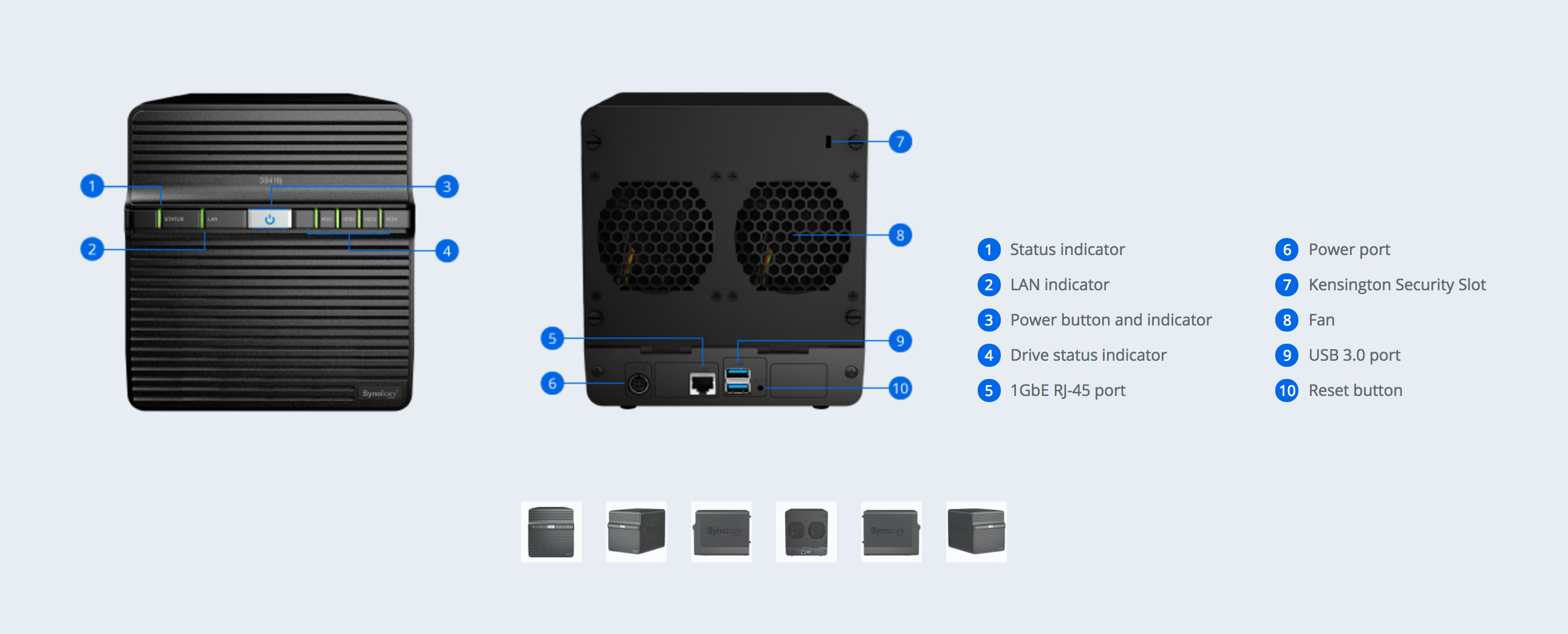 Synology announces the Diskstation DS418J - Synology - RESET Forums