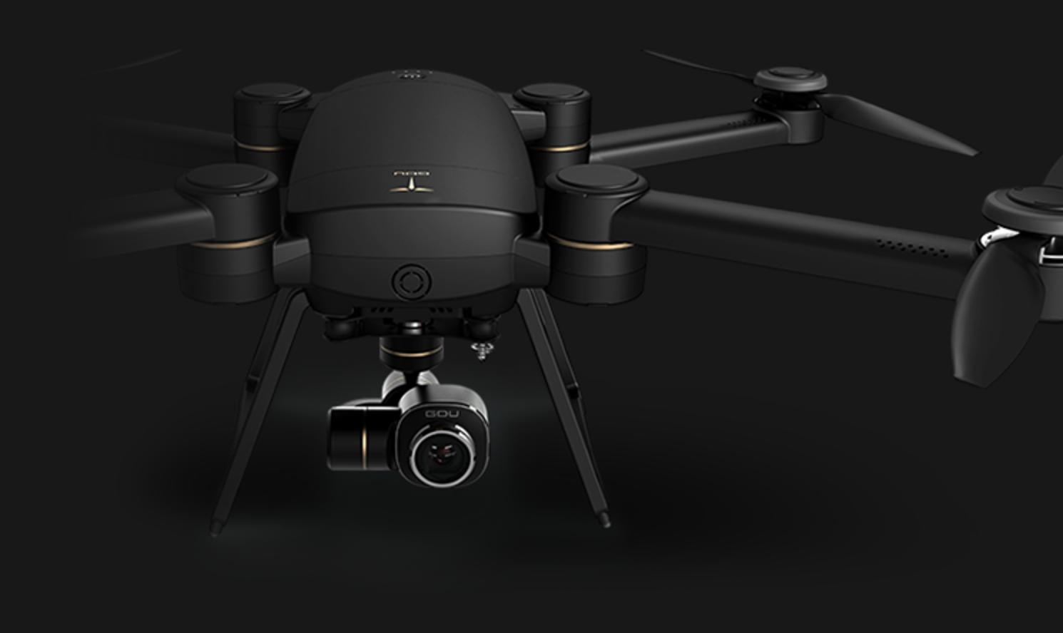 GDU will try again to compete with DJI and the Mavic line of drones