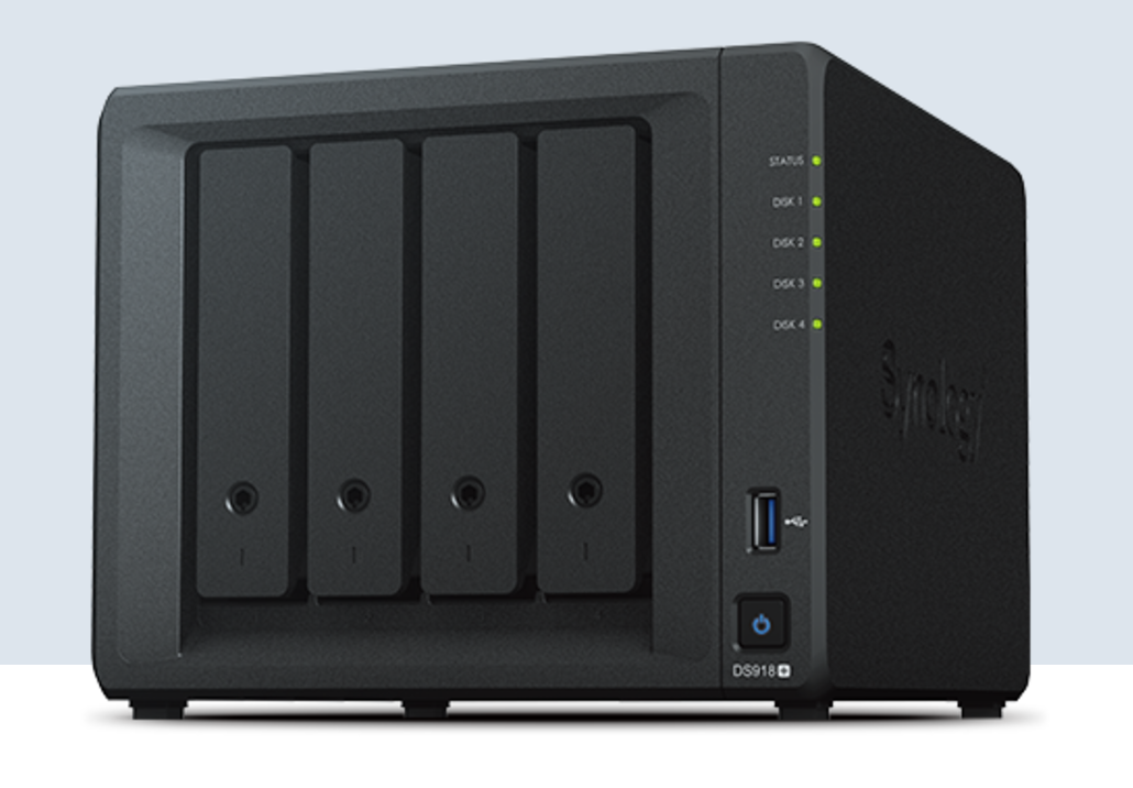 Synology unveils a big group of new products, DS3018xs, DS918+ and more