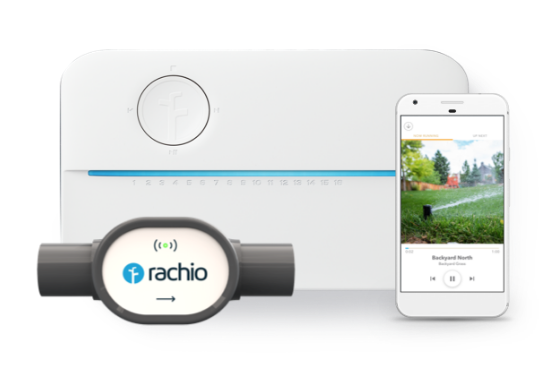 Rachio 3 and Wireless Flow Meter Announced