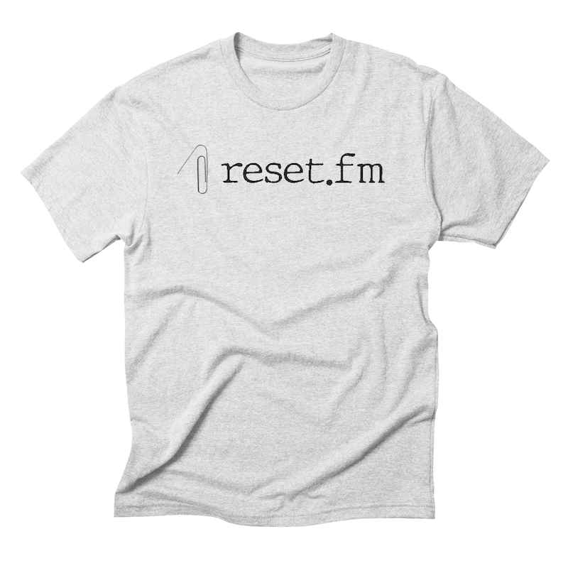 RESET Merch Shop