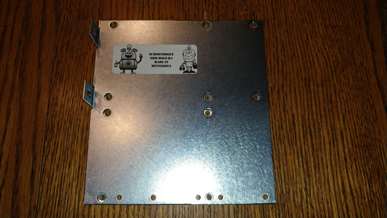 HP Microserver Gen8 Drive Bracket and other mods - Blog